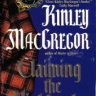 Claiming The Highlander by Kinley MacGregor Historical Romance Book 0380817896