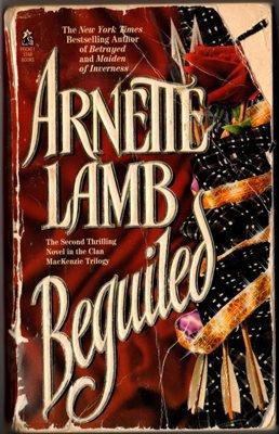 Beguiled by Arnette Lamb Historical Romance Fiction Novel Book 0671882198