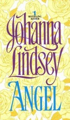 Angel by Johanna Lindsey Historical Romance Fiction Fantasy Novel Book 0380756285