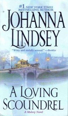 A Loving Scoundrel by Johanna Lindsey Historical Romance Novel Book 0743456300