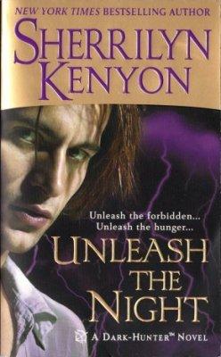 Unleash The Night by Sherrilyn Kenyon Book Paranormal Romance Novel 0312934335