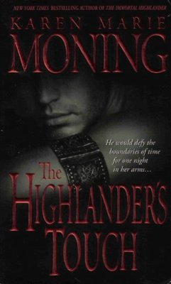The Highlander's Touch by Karen Marie Moning Paranormal Fiction Novel Book 0440236525