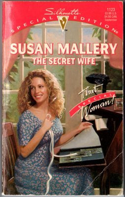 The Secret Wife by Susan Mallery Special Edition Fiction Romance Book 0373241232