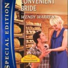 The Cowboy's Convenient Bride by Wendy Warren Special Edition Romance 0373655509