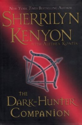 The Dark Hunter Companion by Sherrilyn Kenyon Fiction Hardcover Book 0312363435