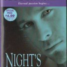 Night's Kiss by Amanda Ashley Paranormal Romance Novel Fiction Book 1420104381