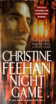 Night Game by Christine Feehan Paranormal Romance Fiction Novel Book 0515139769