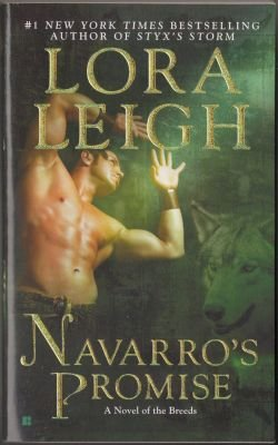 Navarro's Promise by Lora Leigh Paranormal Romance Fiction Novel Book 0425239780