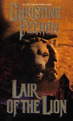 Lair Of The Lion by Christine Feehan Paranormal Romance Novel Fiction Book 084395048X