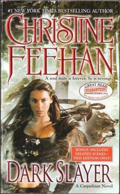 Dark Slayer by Christine Feehan Paranormal Romance Fiction Novel Book 0515148431