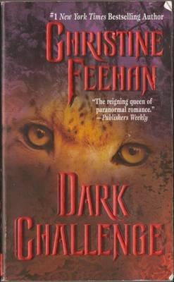 Dark Challenge by Christine Feehan Paranormal Romance Fiction Novel Book 0843961961