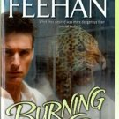 Burning Wild by Christine Feehan Paranormal Romance Fiction Novel Book 0515146234