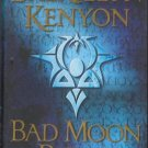 Bad Moon Rising by Sherrilyn Kenyon Paranormal Romance Hardcover Were Hunters Book