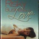 Risky Business Of Love by Yahrah St. John Romance Novel Fiction Book 0373860293