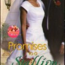 Promises To A Stallion by Deborah Fletcher Mello Romance Book Novel 0373861753