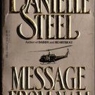 Message From Nam by Danielle Steel Romance Fiction Fantasy Novel Book 0440209412
