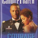 Courage Under Fire by Candice Poarch Romance Book Novel Fiction 1583143505