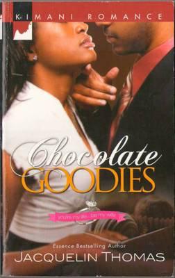 Chocolate Goodies by Jacquelin Thomas Fiction Kimani Romance Novel Book 0373861494