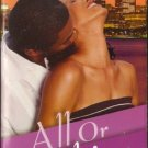 All Or Nothing by Crystal Downs Romance Book Novel Fiction Fantasy 1583145737