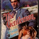 The Gentleman by Kristin James Historical Romance Ex-Library Book Novel 0373286430