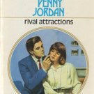 Rival Attractions by Penny Jordan Harlequin Presents Romance Novel Book 0373114184