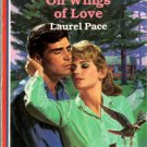 On Wings Of Love by Laurel Pace Harlequin American Romance Book Novel 0373161921