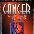 Cancer by Sydney Omarr 1997 Astrological Guide Ex-Library Book 0451188314 
