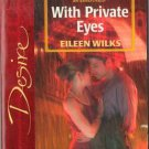 With Private Eyes by Eileen Wilks The Barones Silhouette Desire 0373765436
