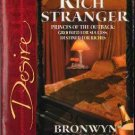 The Rich Stranger by Bronwyn Jameson Silhouette Desire Fiction Novel Book 0373766807