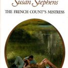 The French Count's Mistress by Susan Stephens Harlequin Presents Book 0373123426