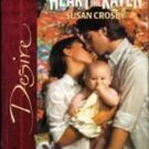 Heart Of The Raven by Susan Crosby Silhouette Desire Romance Novel Book 037376653X