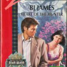 Heart Of The Hunter by BJ James Silhouette Desire Novel Book Fiction Fantasy 0373059450
