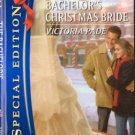 The Bachelor's Christmas Bride by Victoria Pade Special Edition 0373655673