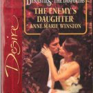 The Enemy's Daughter by Anne Marie Winston Dynasties The Danforths 0373766033