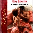 In Bed With The Enemy by Kathie DeNosky Silhouette Desire Novel Book 0373765215