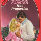 Hot Properties by Suzanne Forster Silhouette Desire Romance Novel Book 0373052731