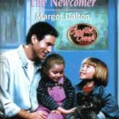 The Newcomer by Margot Dalton Harlequin SuperRomance Novel Book 0373709404