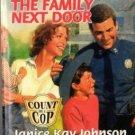 The Family Next Door by Janice Kay Johnson Harlequin SuperRomance Book 0373707894