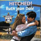 Hitched! by Ruth Jean Dale Harlequin SuperRomance Fiction Novel Book 0373709331