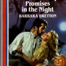 Promises In The Night by Barbara Bretton American Romance Novel Book 0373161611