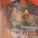 The Sex Diet by Rhonda Nelson Harlequin Blaze Romance Novel Book 0373791445