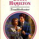 Troubleshooter by Diana Hamilton Harlequin Presents Romance Novel Book 0373115636