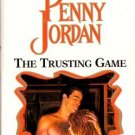 The Trusting Game by Penny Jordan Harlequin Presents Romance Novel Book 0373118392