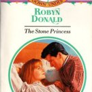 The Stone Princess by Robyn Donald Harlequin Presents Romance Novel Book 0373115776