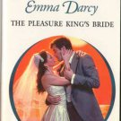 The Pleasure King's Bride by Emma Darcy Harlequin Presents Romance Book 0373121229