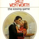 The Kissing Game Sally Wentworth Harlequin Presents Romance Novel Book 0373109261