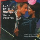 Sex By The Numbers by Marie Donovan Harlequin Blaze Romance Novel Book 037379407X
