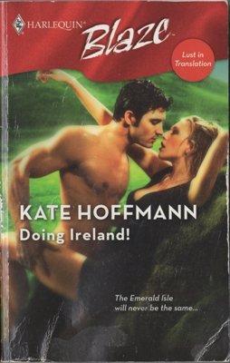 Doing Ireland! by Kate Hoffmann Harlequin Blaze Romance Novel Book 0373793448