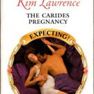 The Carides Pregnancy by Kim Lawrence Harlequin Presents Novel Book 0373125658