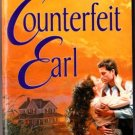 Counterfeit Earl by Anne Herries Harlequin Historical Novel Book 0373304188